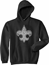 fc415143048a1b LA POP ART -Men s Word Art Hooded Sweatshirt - Boy Scout Oath