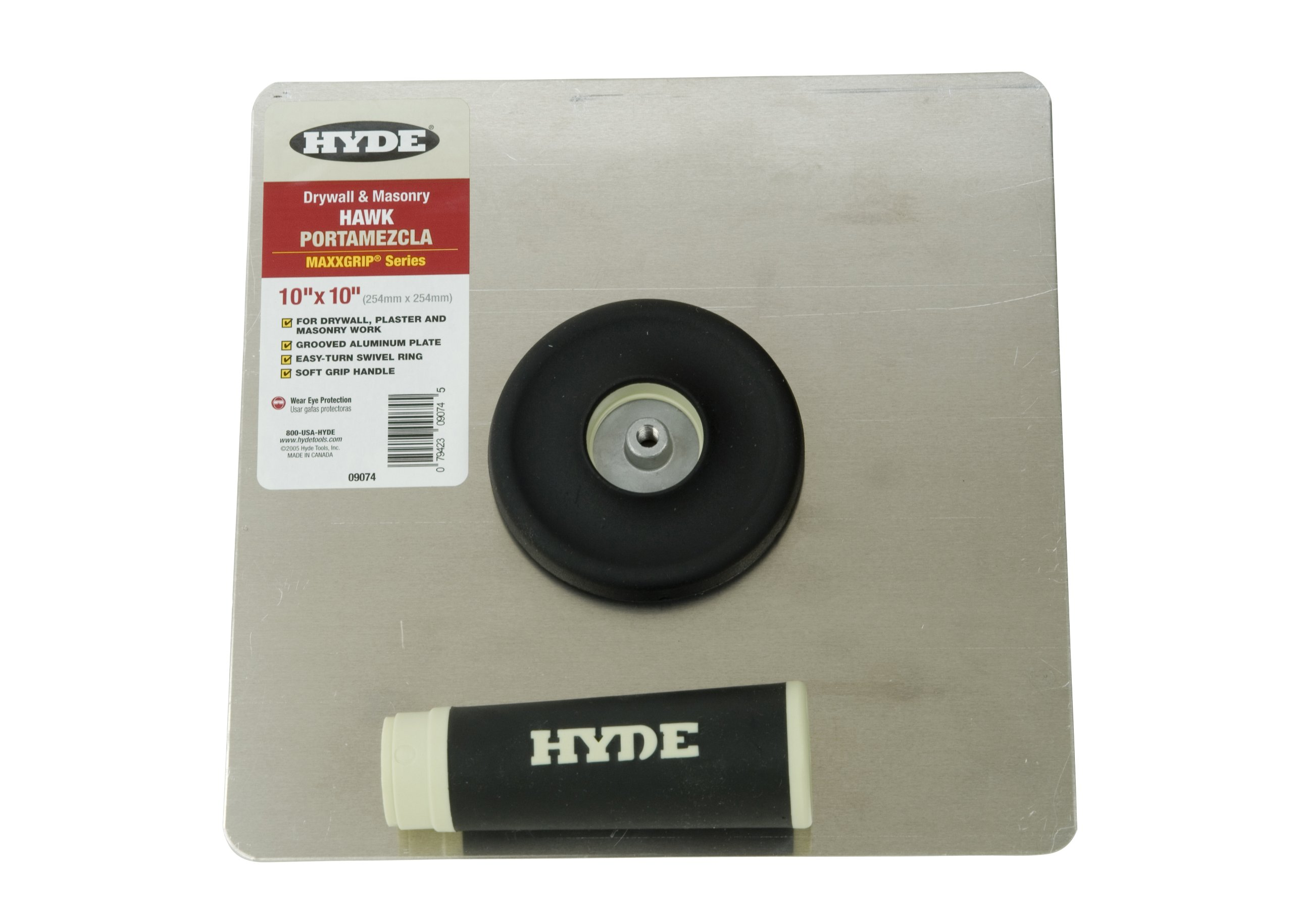 Hyde Tools 09074 MaxxGrip Hawk, 10-Inch by Hyde Tools