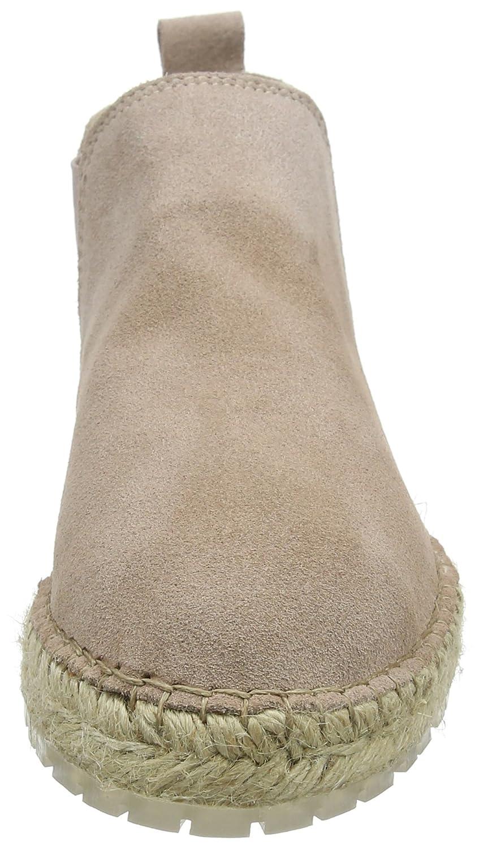 Shabbies Amsterdam Espadrilles Damen Shabbies Ankle Boot Espadrilles Amsterdam Pink (Soft Rose) f8256c