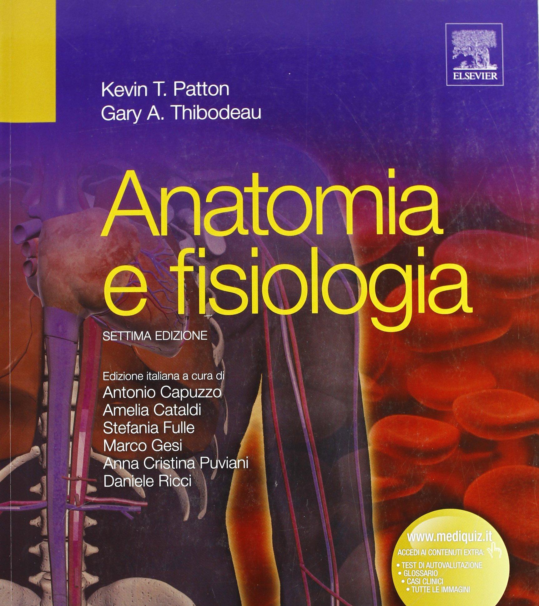 Anatomia e fisiologia: Amazon.es: Kevin T. Patton, Gary A. Thibodeau ...
