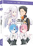 Re:Zero - Starting Life in Another World: Season One, Part One (Blu-ray/DVD Combo)