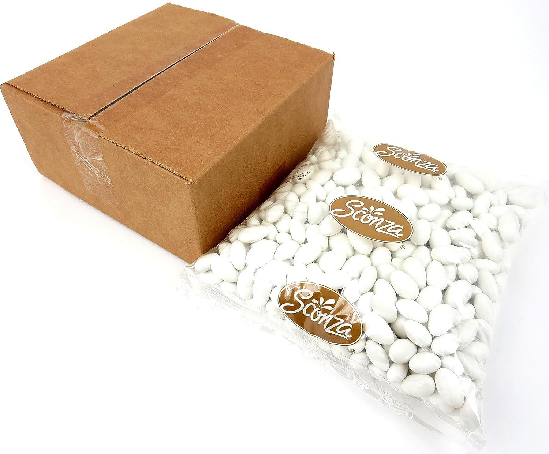White Jordan Almonds, 5 lb Bag: Amazon.com: Grocery & Gourmet Food
