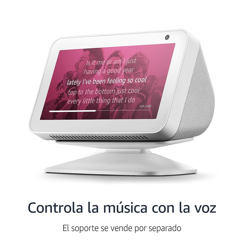Echo Show 5 (blanco) + Ring Video Doorbell 2 | Vídeo HD 1080p, comunicación bidireccional, detección de movimiento, conexión wifi