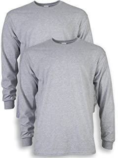 f7c67d28520 Amazon.com  Russell Athletic Men s Essential Long Sleeve Tee  Clothing