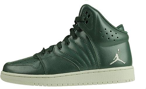 Nike 828237-300, Zapatillas de Baloncesto para Niños, Verde (Grove ...