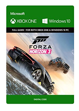 forza horizon 3 standard edition xbox one windows 10 pc download