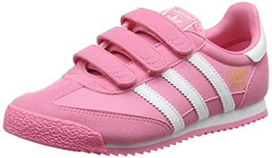 67effb472a81 adidas Kids  Dragon Og Cf Trainers  Amazon.co.uk  Shoes   Bags