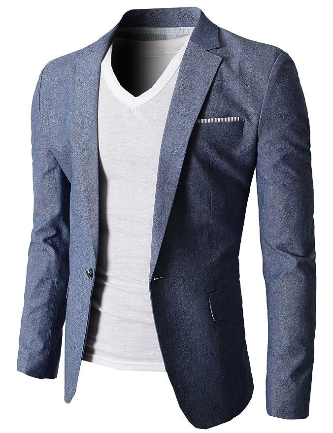 Linen Jackets For Men