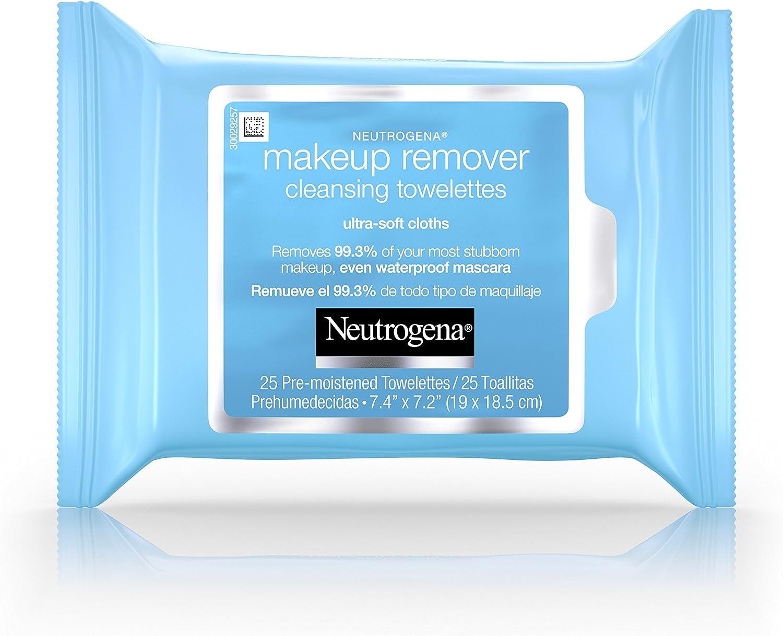 Toallitas de limpieza para quitar maquillaje, toallitas 25 ...
