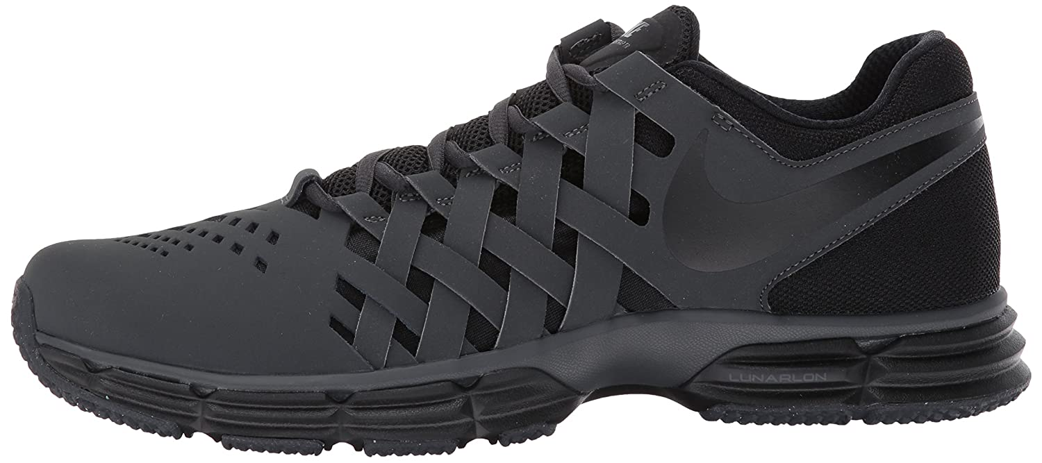 NIKE Men's Lunar Fingertrap D(M) Cross Trainer B01N7KMVBD 11.5 D(M) Fingertrap US|Anthracite/Black 5a5e27