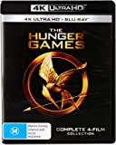 Hunger Games: Collection BD 4K UHD eSR