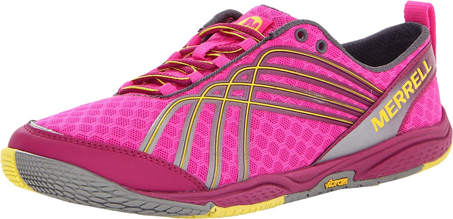Details about NEW + FREE SHIP: Merrell Road Glove Dash 3 Women's Barefoot Shoes