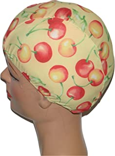product image for Toddler Cherries Lycra Swim Cap