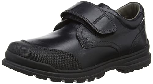 83548005d93210 Geox Boy's J William A School Uniform Shoes: Amazon.ca: Shoes & Handbags