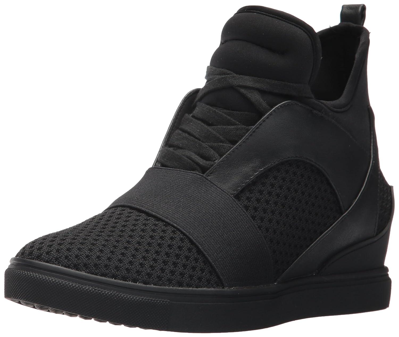 b0e34bb9f65 Steve Madden Women's Lexi Sneaker, Black, 9 UK: Amazon.co.uk: Shoes ...