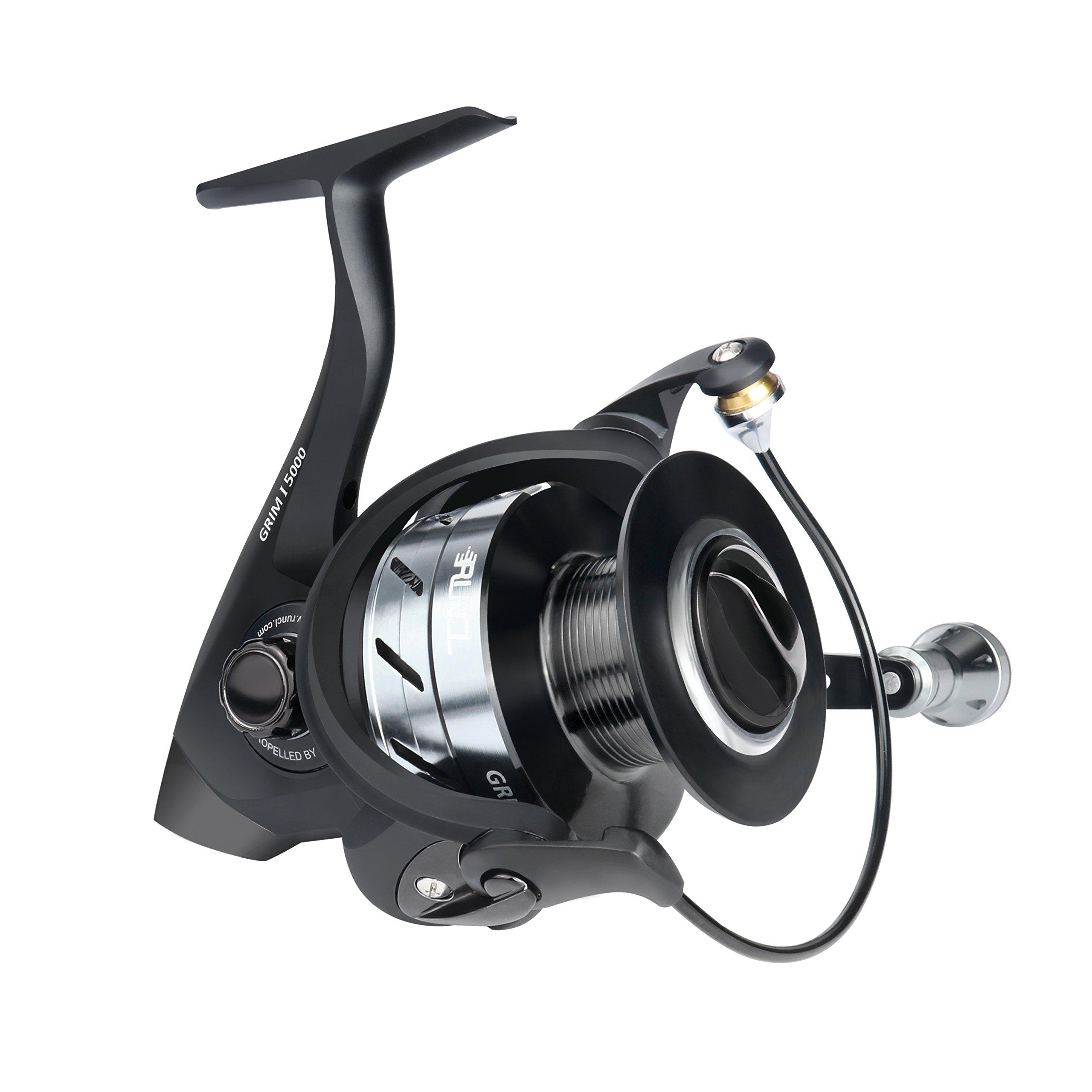 1 Lineaeffe Vigor SX 30 Front drag spinning Fishing Reel