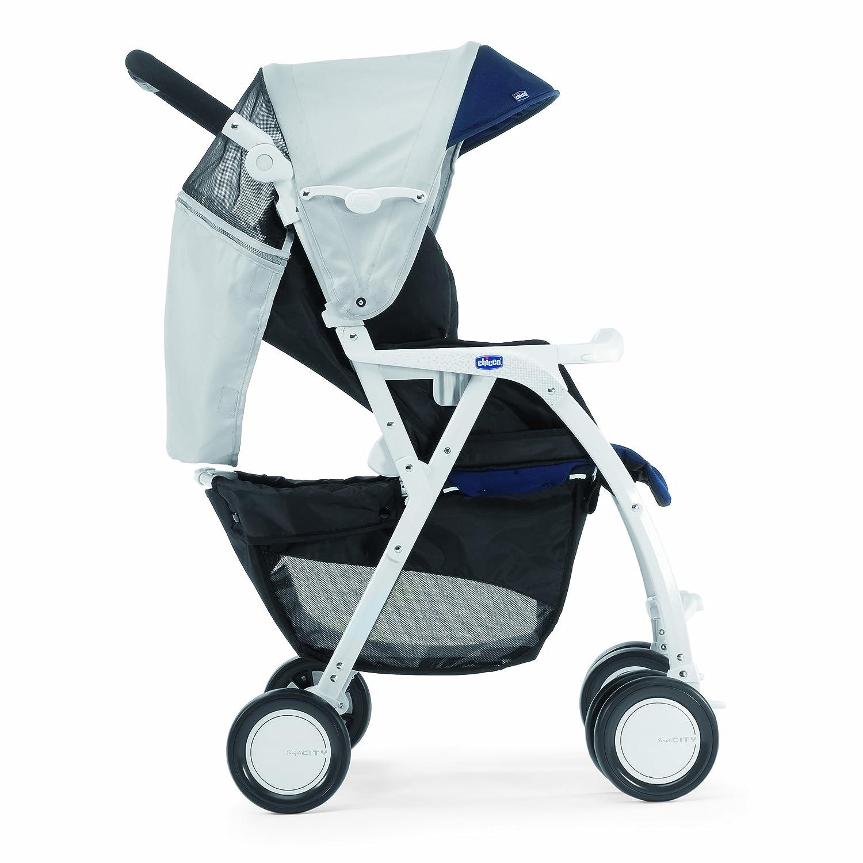 Chicco 04079138120000 Simplicity Plus Top Klabber - Silla de paseo con cesta y capota: Amazon.es: Bebé