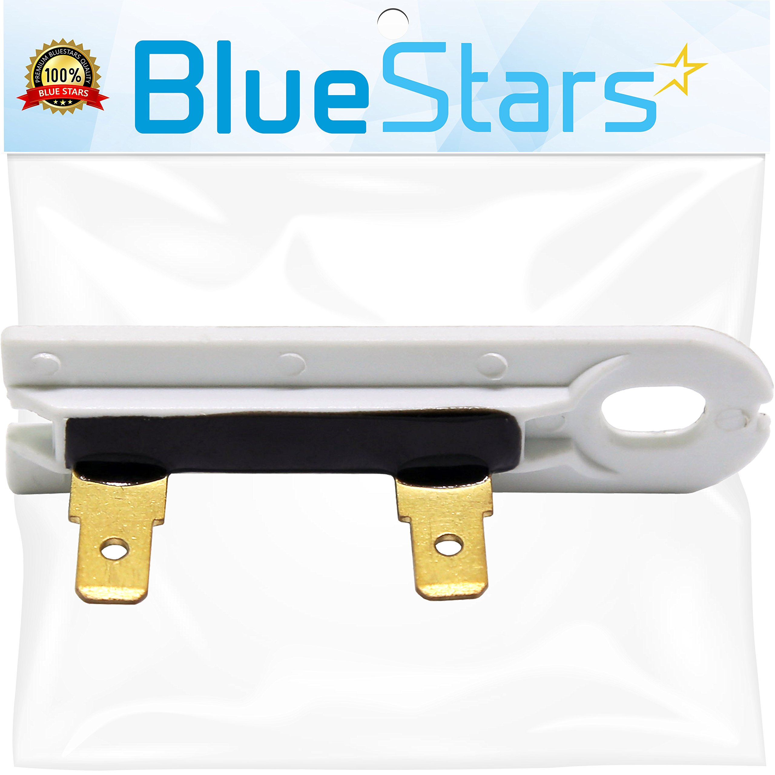 3392519 Dryer Thermal Fuse Replacement part by Blue Stars - Exact Fit for Whirlpool & Kenmore Dryer - Replaces 3388651, 694511, 80005, WP3392519VP