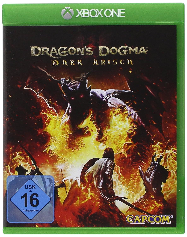 Dragons Dogma Dark Arisen [Importación alemana]: Amazon.es: Videojuegos