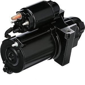 Quicksilver Starter Motor Assembly 863007A1 - Delco -for V-8 and V-8 MerCruiser Engines