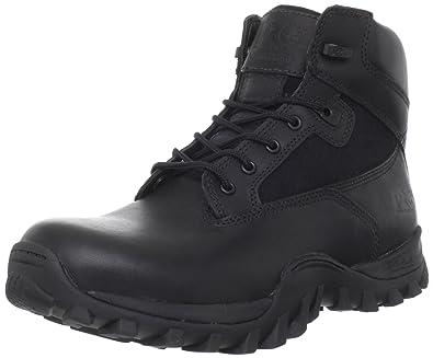 Timberland PRO Valor Men's Valor 6 Inches Mcclellan Work Boot,Black,3.5 ...