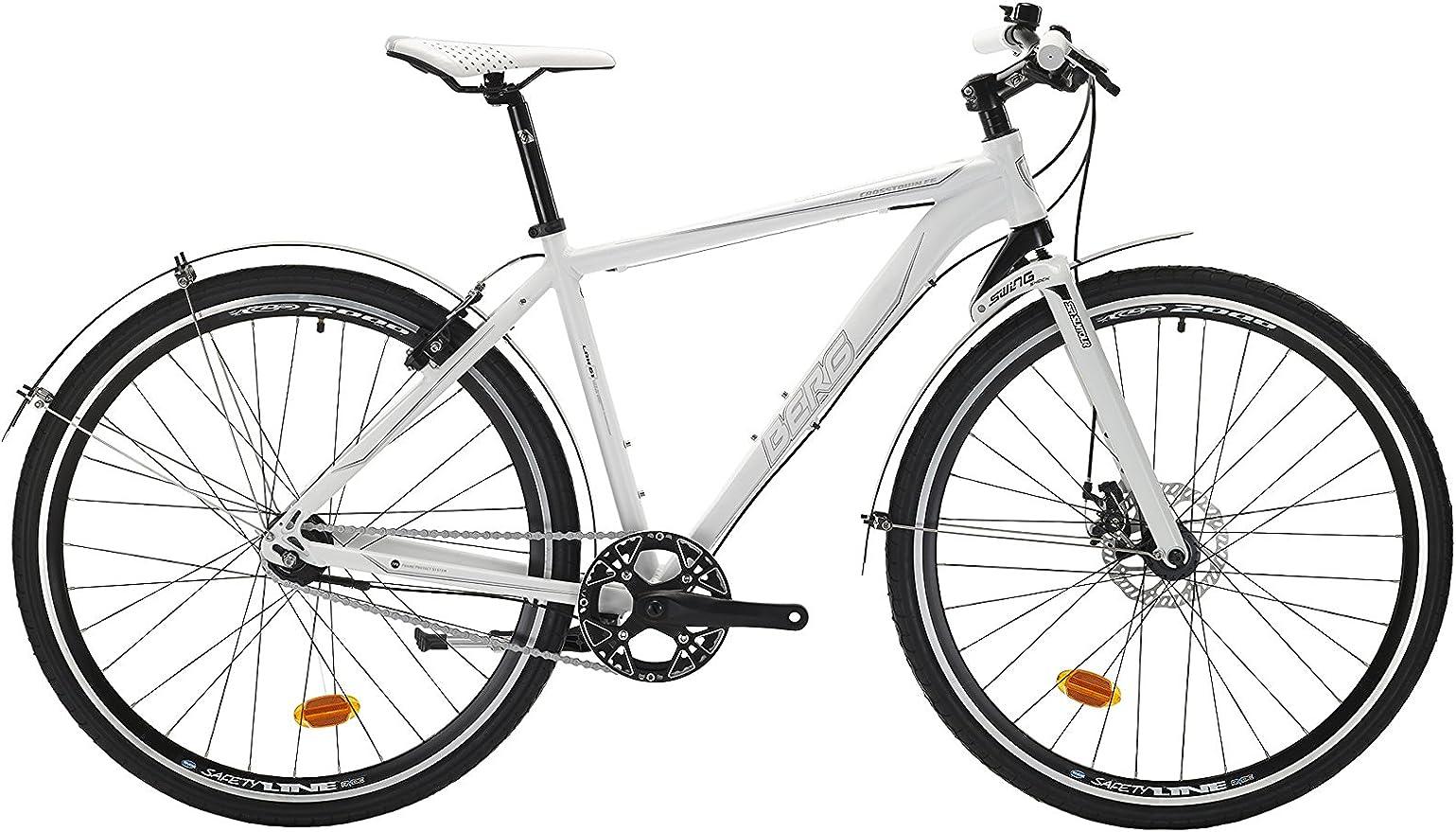 Berg Bicicleta Crosstown F6 Nexus 5 Blanco: Amazon.es: Deportes y aire libre