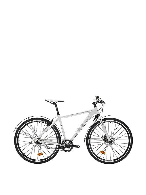 Berg Bicicleta Crosstown F6 Nexus 5 Blanco: Amazon.es: Deportes y ...