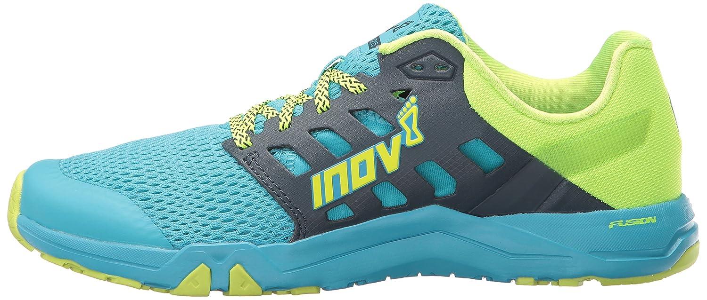 new concept 2bc16 84f33 Calzado Cross-Trainer para mujer Inov-8 Women s All Train 215 Negro   azul  marino   amarillo neón