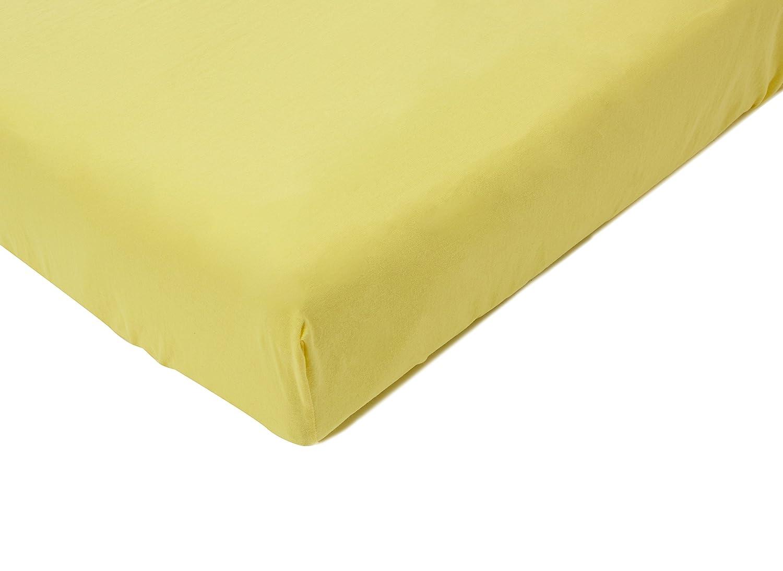 Cuddles Collection 2 Lemon single cot bed sheets CCU11366