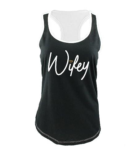 wifey tank top wifey shirt honeymoon shirt size large honeymoon gift bride gift bridal shower gift