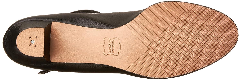 Capezio 550 Tan Junior Footlight B0002RRNE2 12 W US|Black