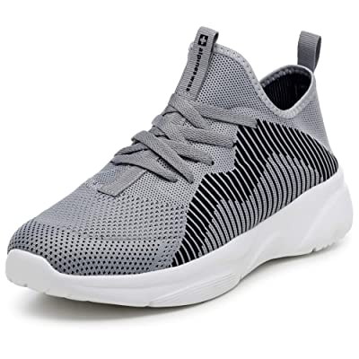 alpine swiss Kyle Men's Lightweight Athletic Knit Fashion Sneakers | Fashion Sneakers