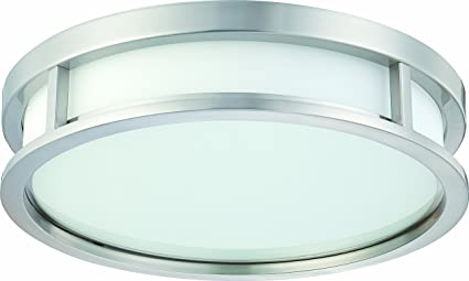Sylvania 75254 LED Indoor Ceiling Mounted Fixture - Flush Mount ...