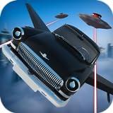 Fly Car Volga Gaz Simulator