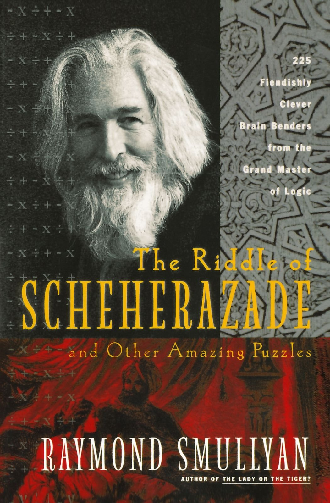 The Riddle Of Scheherazade And Other Amazing Puzzles Raymond Smullyan 9780156006064 Amazon Books