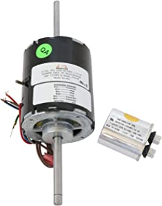 Endurance Pro Motor Compatible with Venmar Make Up Air 02101, 1/17 hp, 1650 RPM, 115 volts Rotom #R2-R462