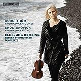 Borgstrom/Shostakovich: Violin
