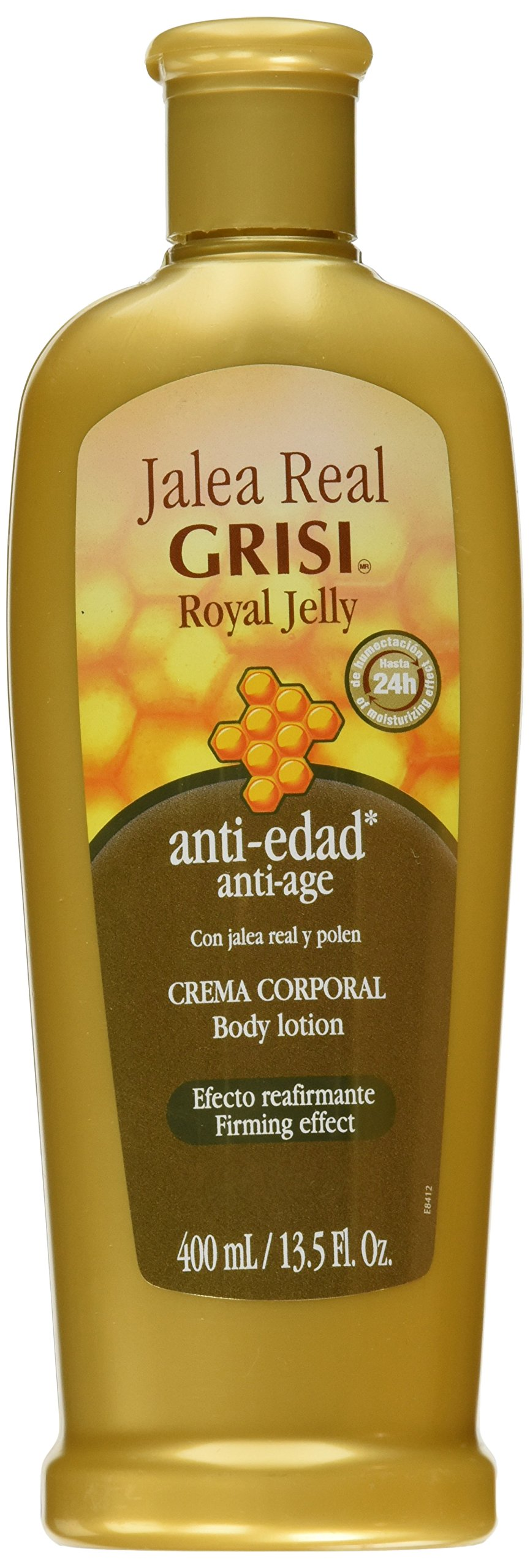 Royal Jelly Body Lotion by Grisi | Moisturizing Anti-Aging Skin Nourishment Body Lotion with