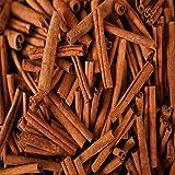 "Alive Herbals Cinnamon Sticks 2lbs 100 to 125 Sticks, 2.5"" Best Type of Cinnamon Sticks (Cassia) Grade A~ Kosher & Vegan…"