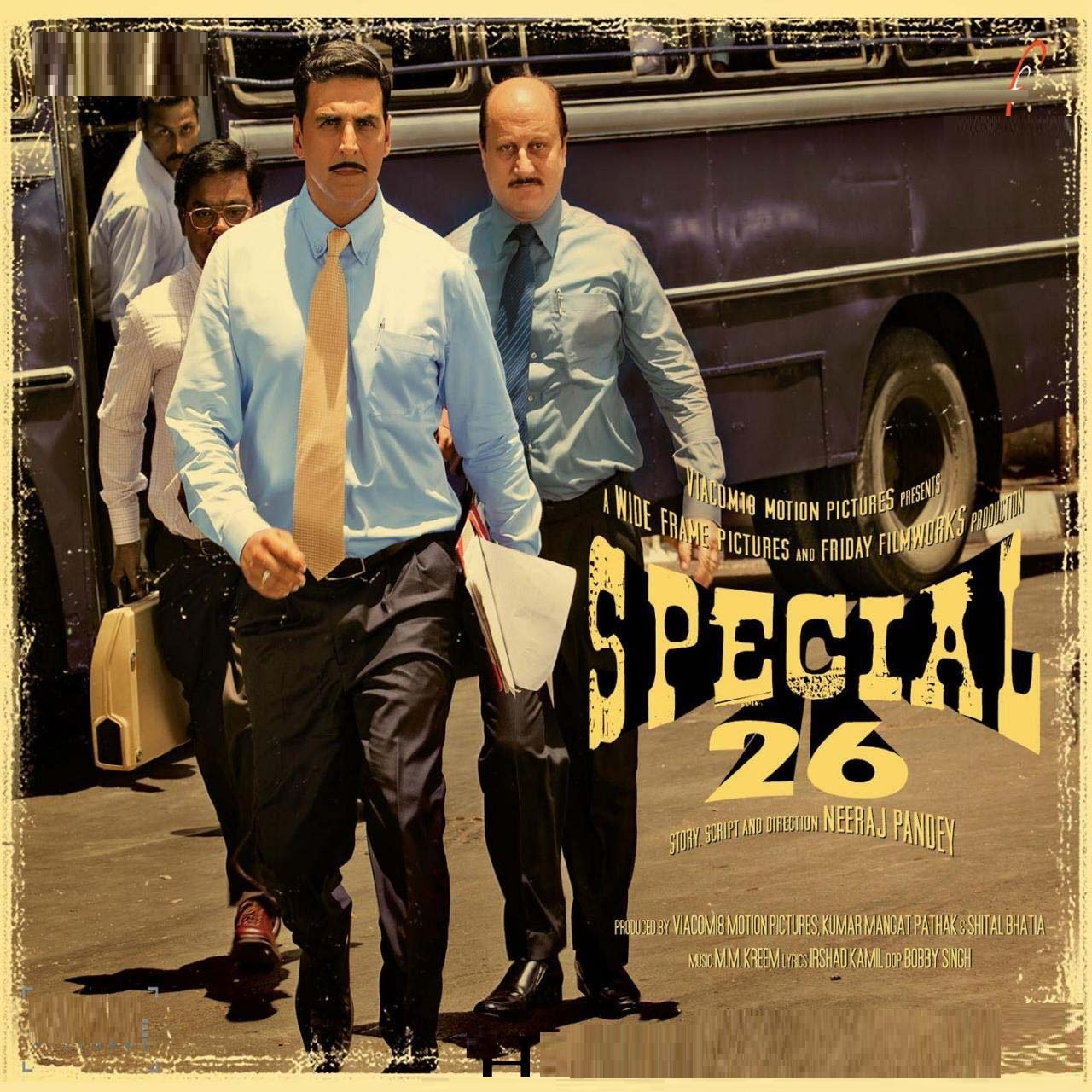 Amazon.com: Special 26 (Hindi Movie / Bollywood Film / Indian ...
