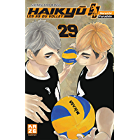 Haikyu !! - Les As du volley T29 (French Edition)