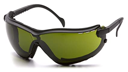 100beaf707d8 Amazon.com  Pyramex V2G Safety Glasses