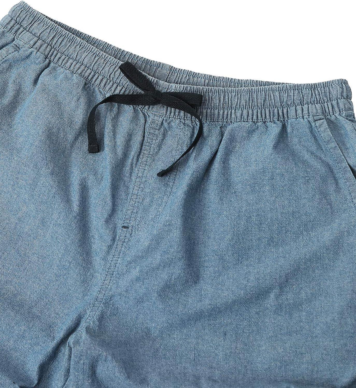 H2H Mens Casual Lightweight Linen Loose Wear Summer Baggy Bending Pants