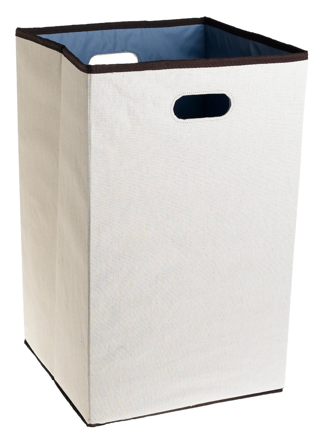 Amazon.com: Rubbermaid Configurations Custom Closet Folding Laundry Hamper,  Natural, 23 In., (FG4D0602NATUR): Home U0026 Kitchen