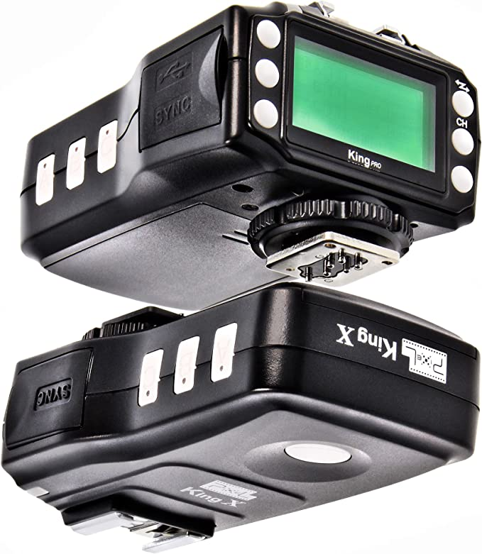 Impulsfoto Pixel King Pro E Tll Funk Blitzauslöser Set Elektronik