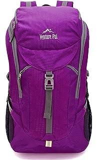 Venture Pal Large Hiking Backpack - Packable Durable Lightweight Travel  Backpack Daypack ddc9bd75d162d