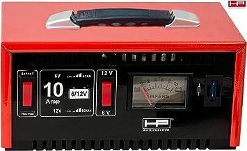 Hp Autozubehör 20510 10 Amp Batterie Ladegerät Auto