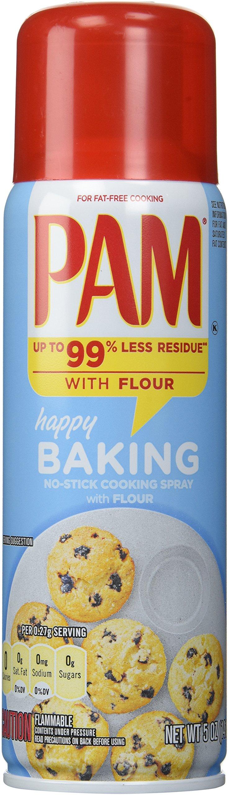Pam Cooking Spray, Baking, 5 oz, 2pk