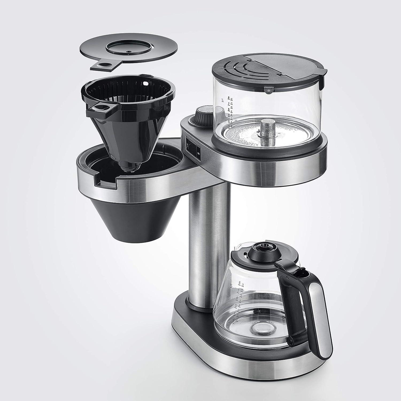 Filterkaffeemaschine mit Schwallbrühverfahren