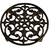 French Kitchen Collection Trivet Small Dark